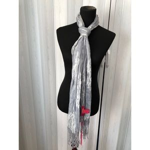 NWT Catherine Malandrino Dress Scarf